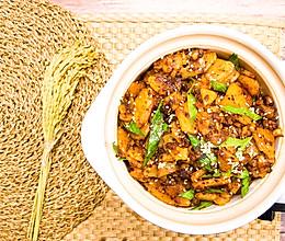 干锅土豆片,香辣真下饭#快手又营养,我的冬日必备菜品#的做法
