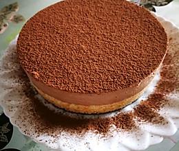 巧克力可可慕斯蛋糕的做法