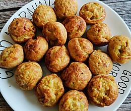 土豆胡萝卜小丸子的做法