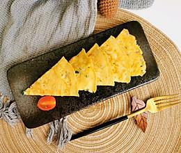 #快手又营养,我家的冬日必备菜品#土豆鸡蛋饼的做法