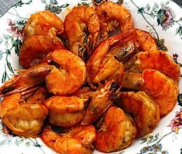 超级简单快手版油焖大虾的做法