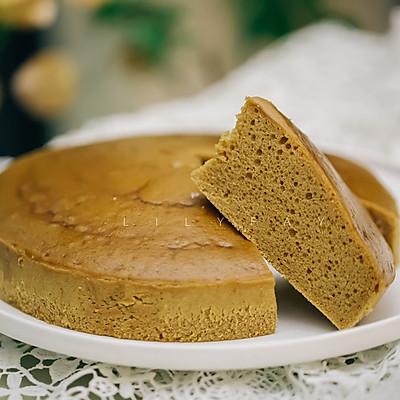 木薯粉马拉糕(红糖+白糖)