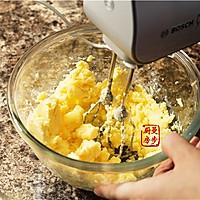 【曼步厨房】蔓越莓曲奇饼干的做法图解2