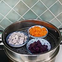 红豆薏米芋圆的做法图解6