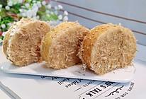 #中秋团圆食味#肉松面包卷的做法
