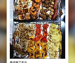 自制烤箱烤肉的做法