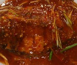 豆瓣鱼(简单易做哟)的做法