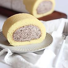 奥利奥咸奶油蛋糕卷