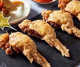 【鸡翅包饭】鸡翅新吃法,你绝对想不到!的做法