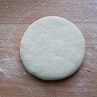 韭菜鸡蛋素馅饼的做法图解13