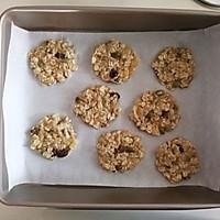 #硬核菜谱制作人#无糖无油香蕉燕麦软饼的做法图解6