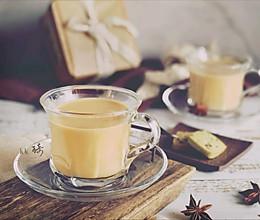 丝滑肉桂奶茶的做法
