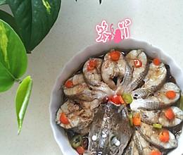 孔雀开屏之清蒸海鲈鱼的做法