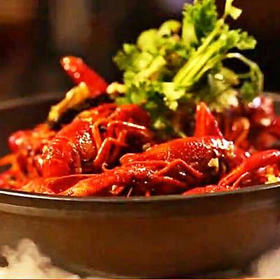 麻辣小龙虾,让你做一个享受美食的吃货