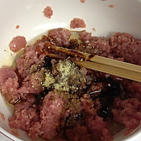 茴香肉末饺子-美味滴小年夜的做法图解4