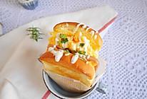 喜茶同款❗❗厚蛋烧吐司三明治好吃到没朋友❗简单到不可思议的做法