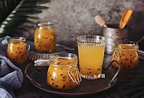 百香芒果酱的做法