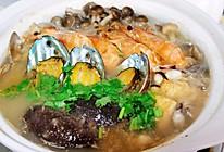 锦娘制——浓汤海鲜豆腐煲的做法