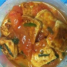 番茄烧豆腐@孕妇餐