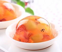 自制Q果冻:鲜果果冻的做法