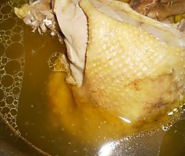 清炖土鸡汤的做法
