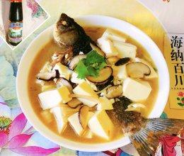 #李锦记旧庄蚝油鲜蚝鲜煮#蚝油鱼汤的做法