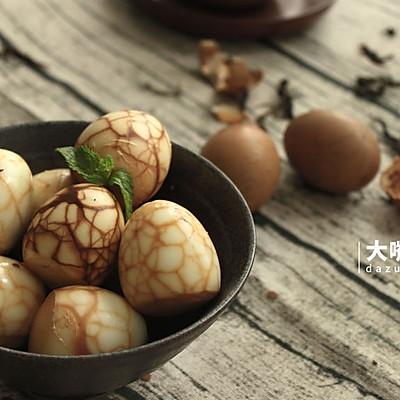 红糖茶叶蛋丨大嘴螺