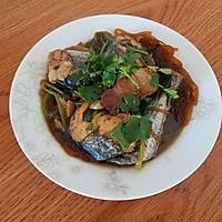 萝卜炖鲅鱼