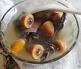 橄榄煲鸡汤的做法