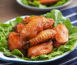 奥尔良烤鸡翅【孔老师教做菜】的做法