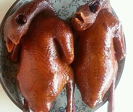 卤水乳鸽的做法