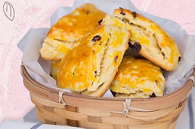 妈妈的味道--酥软司康饼