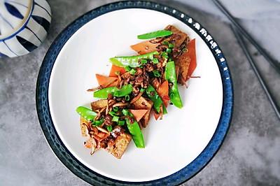 #做道懒人菜,轻松享假期#酱烧豆腐