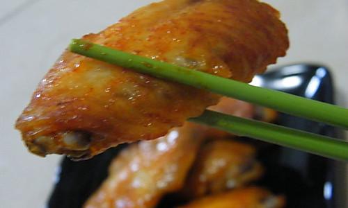 新奥尔良——烤翅的做法