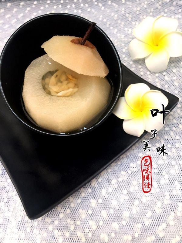 秋季养生糖水【川贝百合雪梨汤】的做法