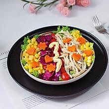 #精品菜谱挑战赛#鸡胸肉时蔬沙拉