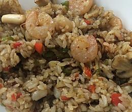 韩式炒米饭的做法