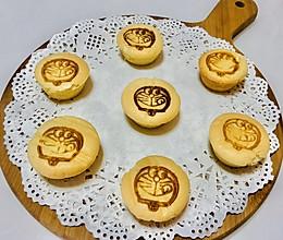 #餐桌上的春日限定#mini卡通古早蛋糕的做法