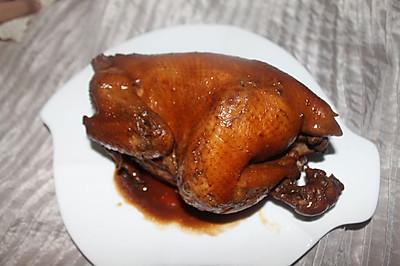 豉油鸡(酱油鸡)