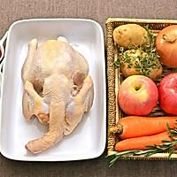 圣诞特辑| 圣诞烤鸡的做法图解1