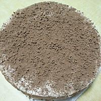 巧克力榴莲蛋糕的做法图解7