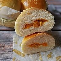 蛋黄肉松小面包的做法图解13