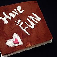 奶油巧克力生日蛋糕的做法图解6