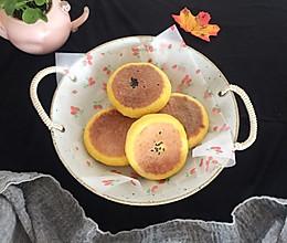 #硬核菜谱制作人#南瓜喜饼的做法