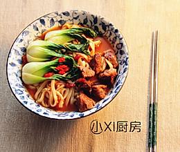 私房台湾牛肉面的做法