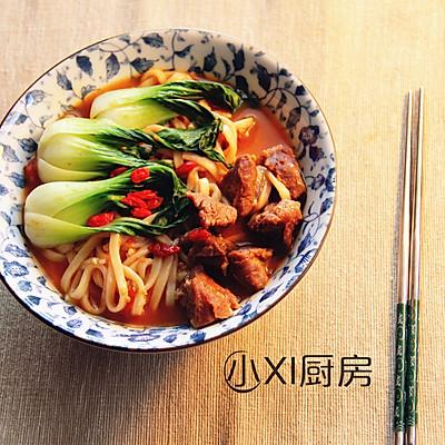 私房台湾牛肉面