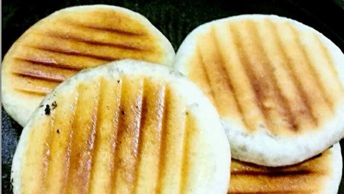圆葱肉馅饼(电饼铛)