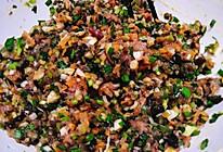 家庭版猪肉混合饺子馅的做法