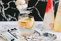 #花10分钟,做一道菜!#含情脉脉的鸡尾酒——柔情蜜意的做法