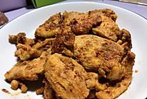 辣辣的孜然鸡胸肉的做法